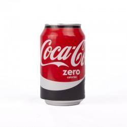 Coca-Cola Zero lata 33 cl (pack 24 udes)