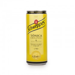 Tonic Water 33cl cans (pack 24 units)