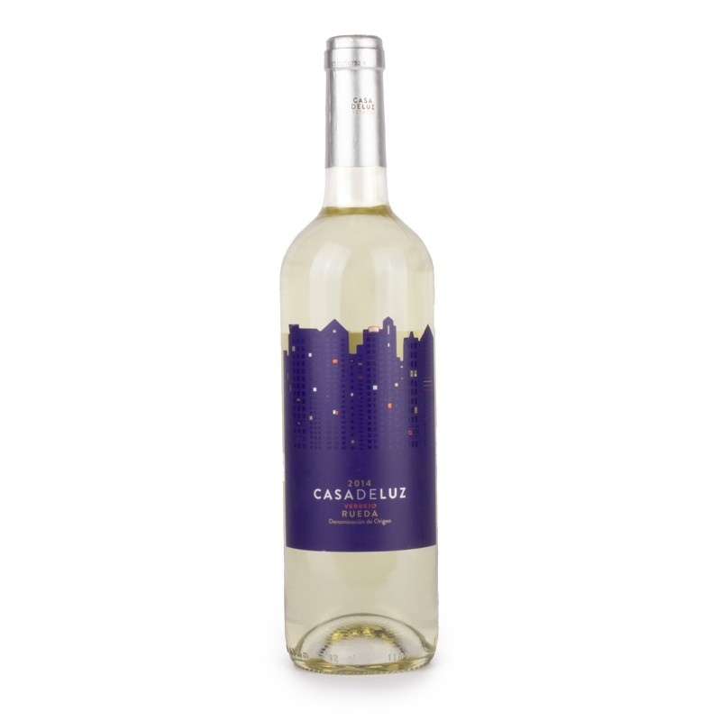 White wine D.O. Rueda 0,75 l