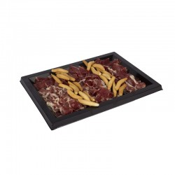 Iberian Spanish Cured Ham tray (300 grs)