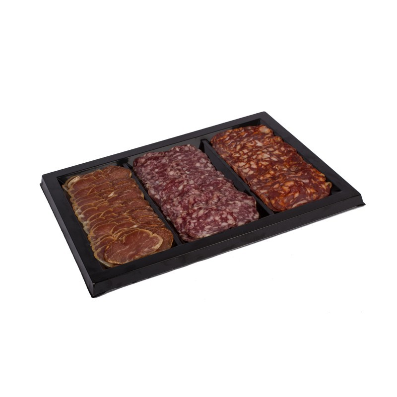 Selection of Iberian cold cuts tray (500 grs)