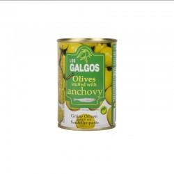 Aceitunas rellenas (120 grs)