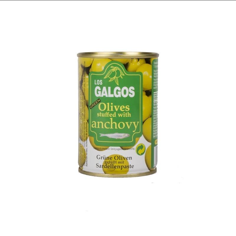 Stuffed Olives (120 grs)