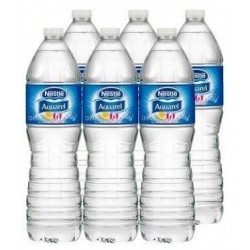 Still Mineral water 1,5 lt (pack 6 units)