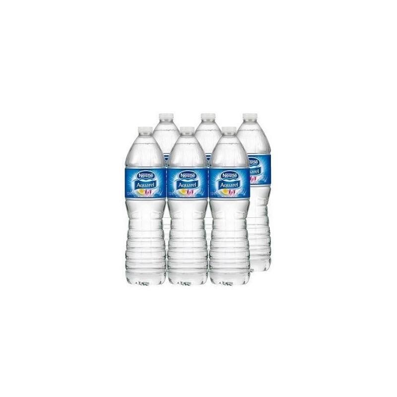 Still Mineral water 1,5 lt (pack 6 units)