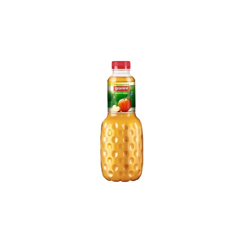 Zumo de manzana 1 lt
