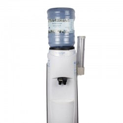 Water Dispenser Rental + 1 water bottle 19 lts. + 100 plastic glasses