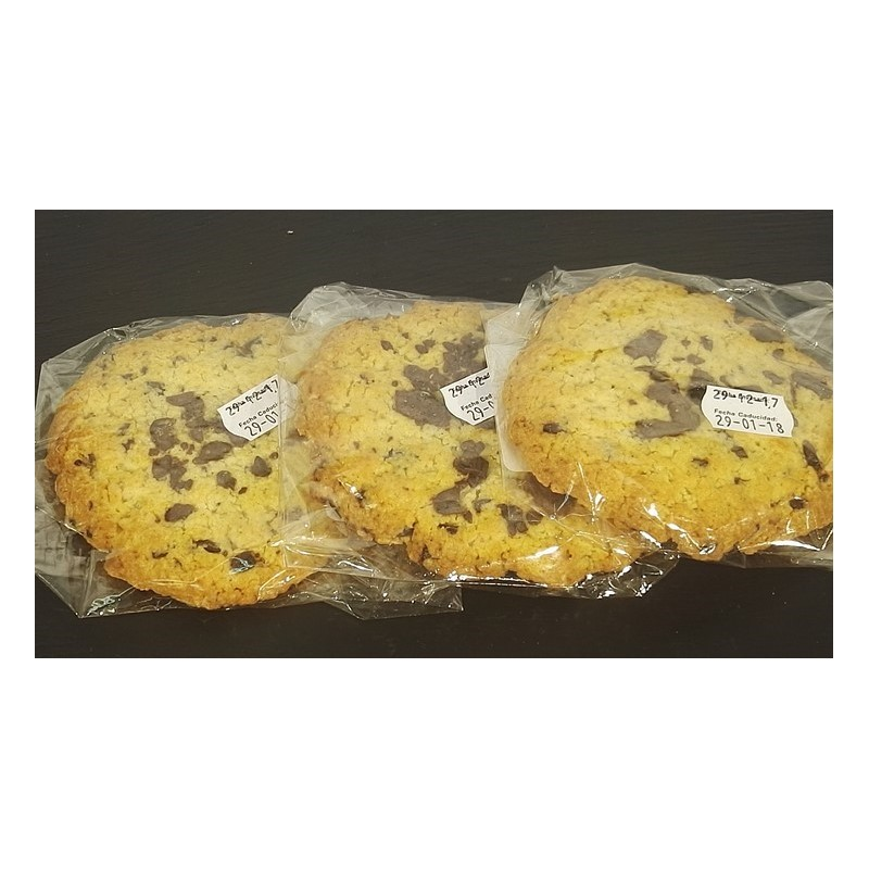 Cookies with Stevia - sugar free - (1 u)