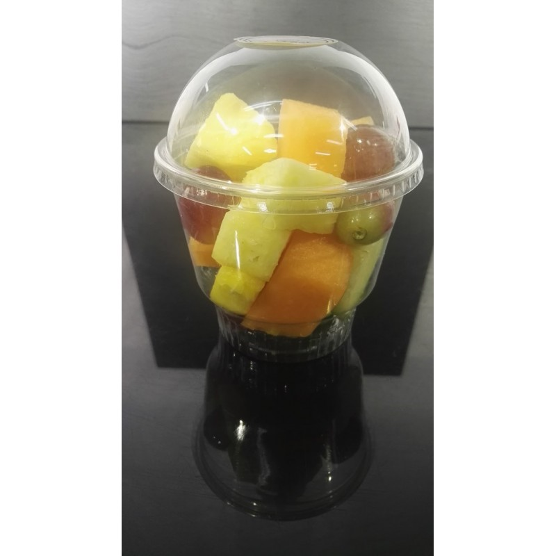 Glass of fresh fruit (240 grs) Individual