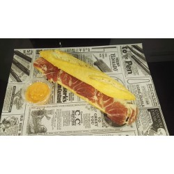 Iberian ham sandwich (1 u.)