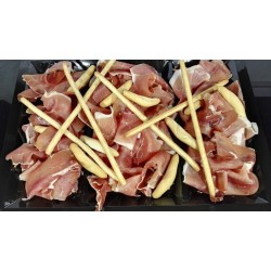 Iberian Spanish Cured Ham tray (300 gr.)