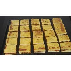 Empanada de bacalao, 25 porciones