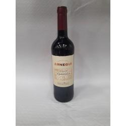 Vino tinto D.O. Rioja joven  0,75 l - ARNEGUI -