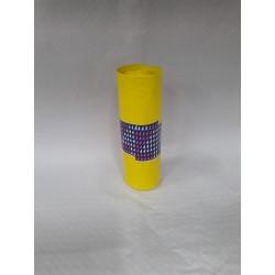 Bolsas de basura amarilla - envases y plásticos (10 udes)