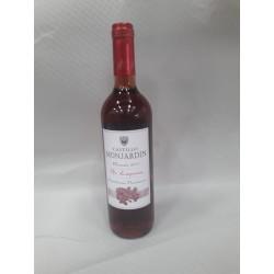 "Vino rosado D.O. Navarra 0,75 l ""Castillo de Monjardín"""