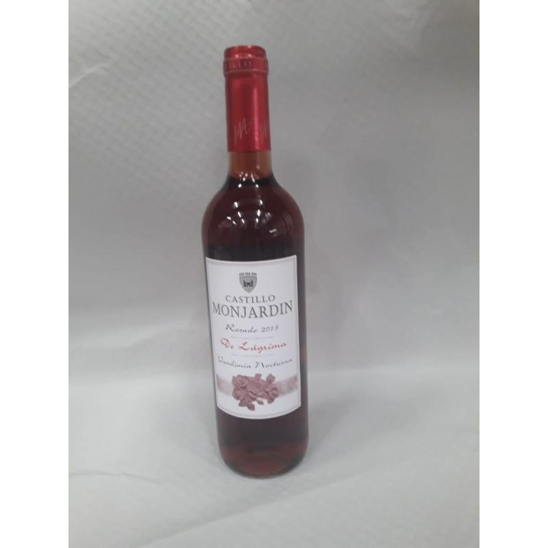 "Rosé Wine D.O. Navarra 0,75 ""Castillo de Monjardín"""