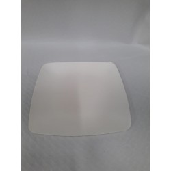 Biodegradable square Plates 15 x 15 cm (25 units)