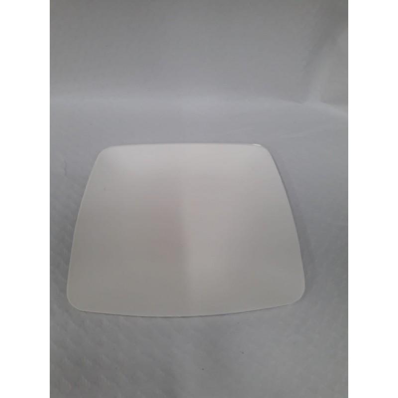 Biodegradable square Plates 15 x 15 cm (25 units)