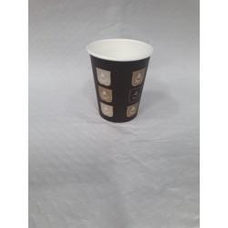 Vasos de café de papel 120ml (50 udes)