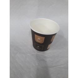 Vasos de café de papel, capuccino 240 ml (50 udes)