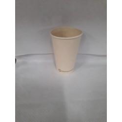 Vasos de refresco de papel  (400 ml.) (50 udes)