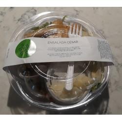 Caesar salad - PLA container -  (Individual)