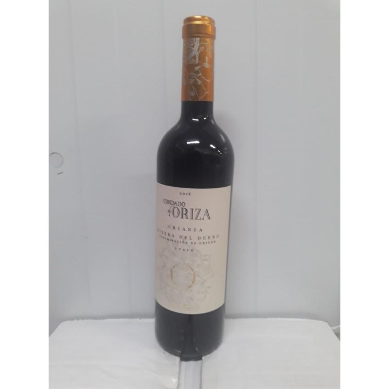 Red wine D.O. Ribera del Duero 0,75 l - Oriza Crianza